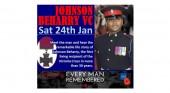 Another Chance to Meet & Hear Johnson Beharry VC